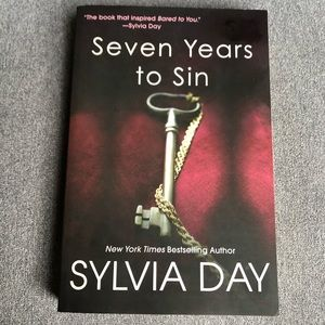 Seven Years to Sin ~ Sylvia Day ~ Brand New